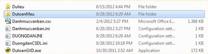 Chỉnh sửa file mẫu dự toán (Template) theo phong cách của bạn tùy thích